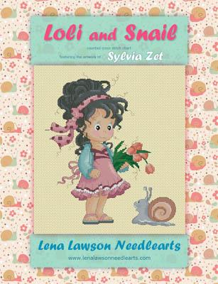 Loli And Snail (Sylvia Zet)