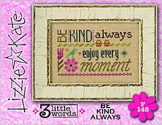 3 Little Words-Be Kind Always