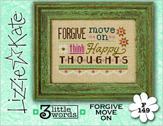 3 Little Words-Forgive Move On