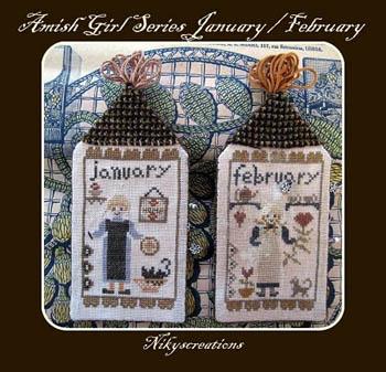 Amish Girl-January/February