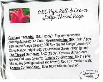 ABC Pyn Roll & Crown Tulip EmbPk