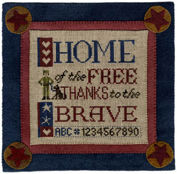 Thanks To The Brave