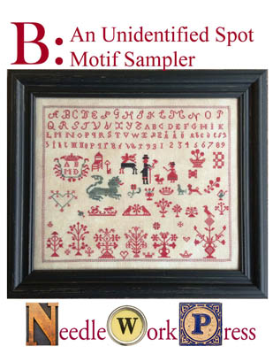Unidentified Spot Motif Sampler