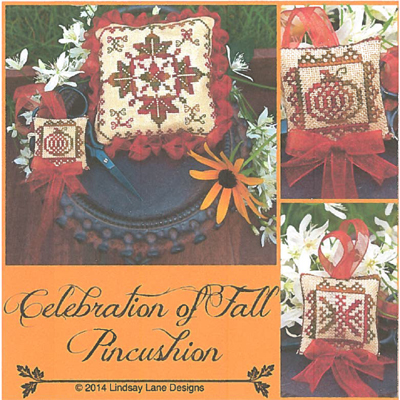 Celebration Of Fall Pincushion