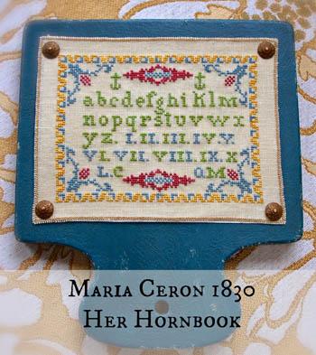 Maria Ceron, Her Hornbook