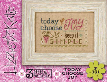 3 Little Words-Today Choose Joy