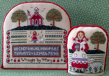 Mary's Schoolgirl Sampler