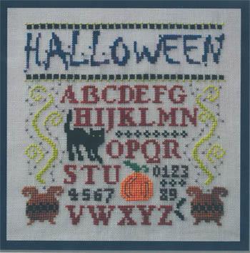 Mini Halloween Sampler