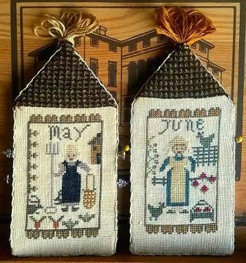 Amish Girls-May/June