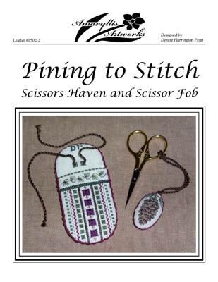 Pining To Stitch-Scissors Haven