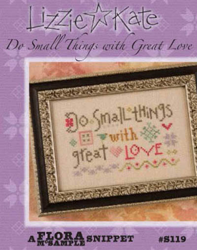Do Small Things (Flora McSample)