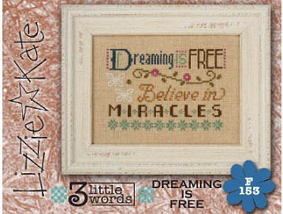 3 Little Words-Dreaming Is Free