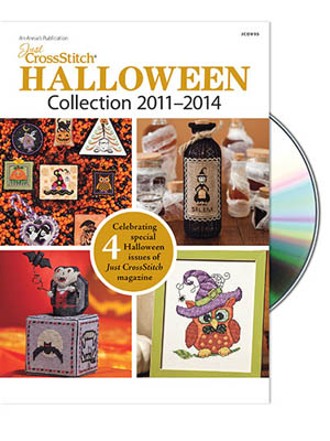 Just CrossStitch Halloween Col