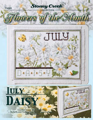 Flowers Of The Month-July Dais