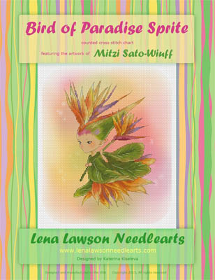 Bird Of Paradise (Mitzi's Sato-Wiuff)