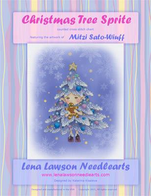 Christmas Tree Sprite (Mitzi'sSato-Wiuff)