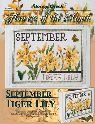 Flowers Of The Month-September
