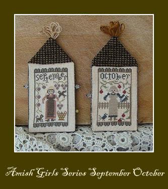 Amish Girls-September/October