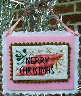 Mid-Century Modern Christmas-Merry Christmas