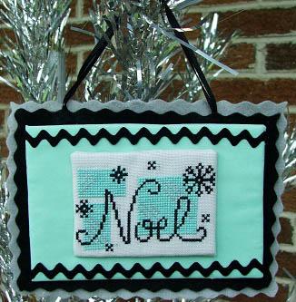 Mid-Century Modern Christmas-Noel