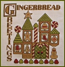 Gingerbread Greetings (Charmed)