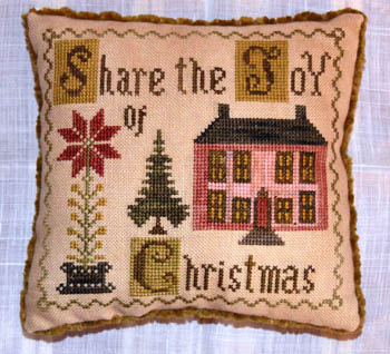 Share The Joy Of Christmas