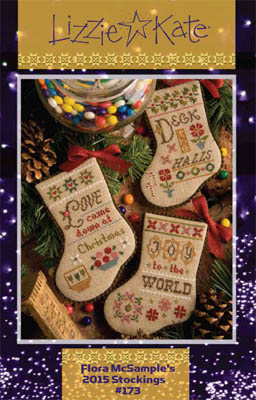 Flora McSample's 2015 Stockings