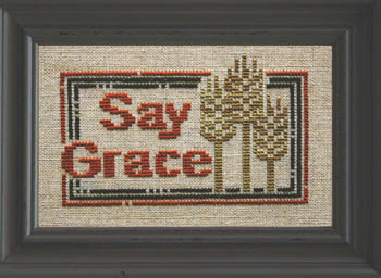 Daily Reminder- Say Grace