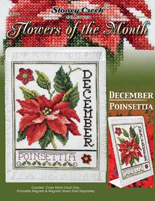 Flowers Of The Month -December