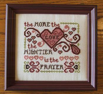 More Love More Prayer