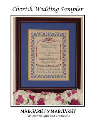Cherish Wedding Sampler