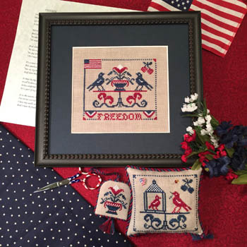 Freedom - Three For Thee Series #2