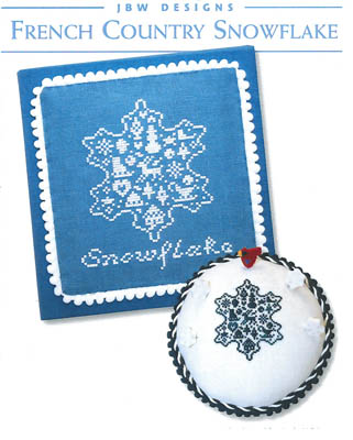 French Country Snowflake