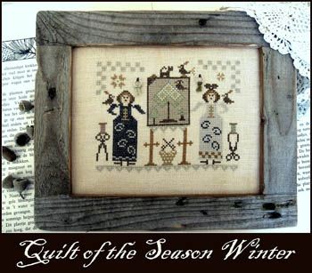 Quilt Of The Season Winter