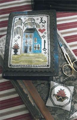 Delaware House Stitch Book