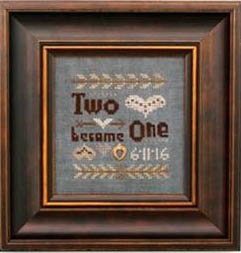 Two Become One (W/emb)