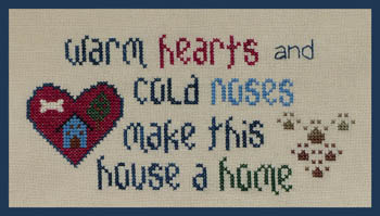Warm Hearts - Cold Noses