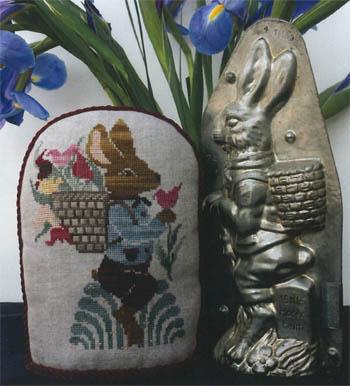 Spring Chocolate Rabbit