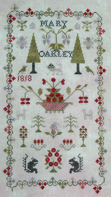 Mary Oakley 1818 (Antique Reproduction)