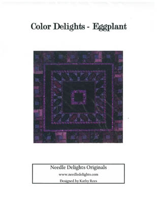 Color Delights - Eggplant