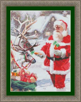 Treat for Santa's Reindeer