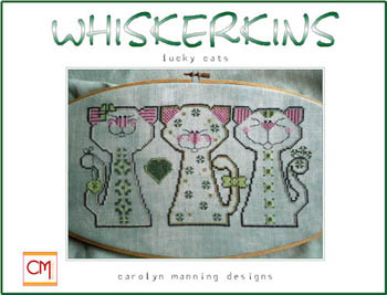 Whiskerkins Trio, Lucky Cats (March)