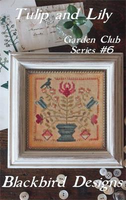 Tulip & Lily -Garden Club 6