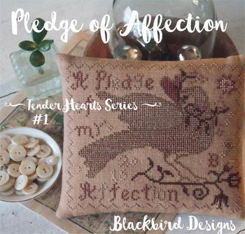 Pledge Of Affection (Tender Heart Series)