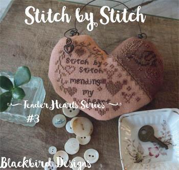 Stitch By Stitch (Tender HeartSeries)