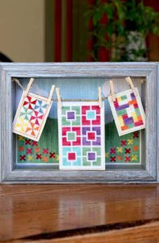 Oh You Pretty Things : QuiltedLovelies
