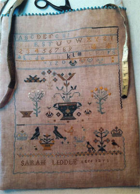 Sarah Liddle Sampler Bag