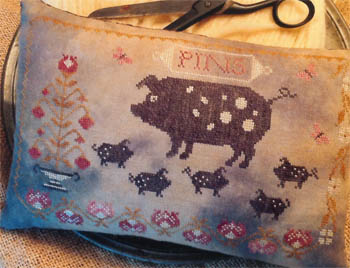 Spotted Pigs Pinkeep