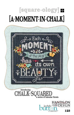 Moment In Chalk (Includes Buttons)