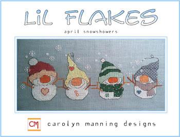 April Snowshowers (Lil Flakes)